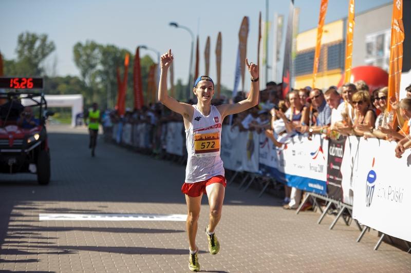 Bieg na 5 km i Nordic Walking